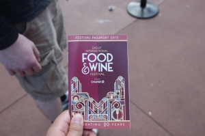 Food and Wine passport, this proves to be handy during your trip around the world